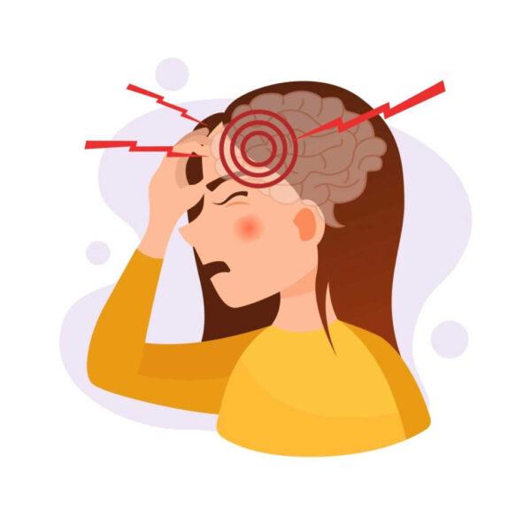 اسباب الصداع النصفي الايسر مع العين
